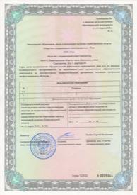 Лицензия ТОР 2
